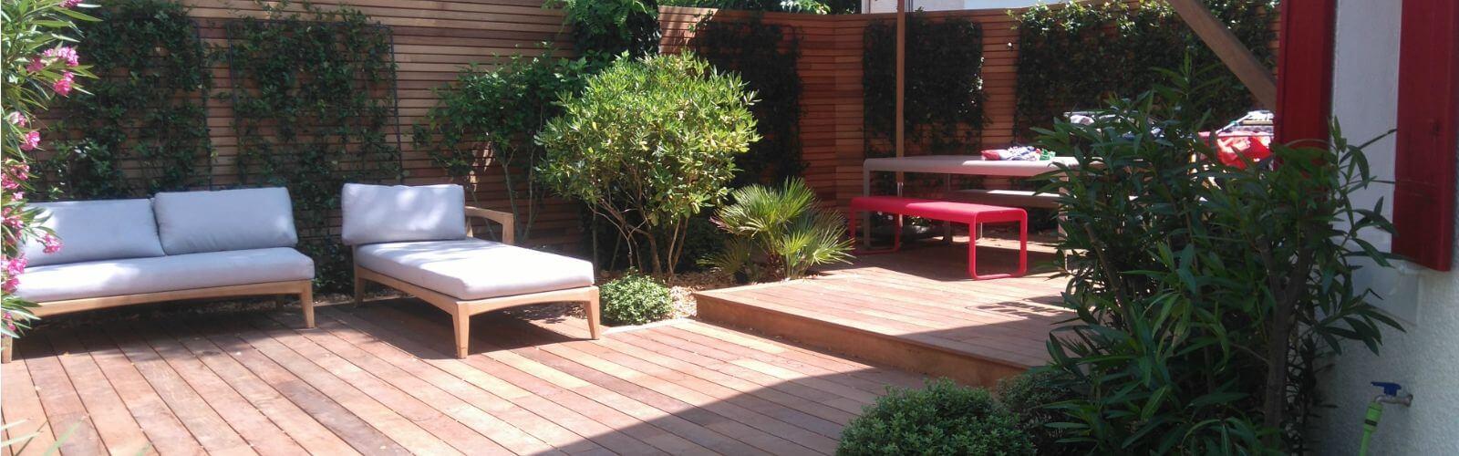Terrasse en bois La Baule Escoublac
