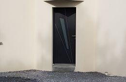 Porte d'entrée Fuseau de chez KLINE