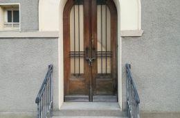 Porte d'entrée avant