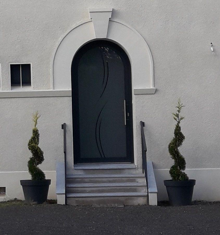 Porte d'entrée Tellier modèle Koko
