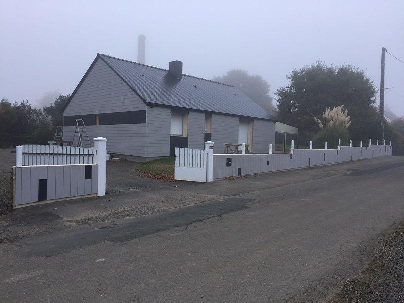 Maison pendant travaux
